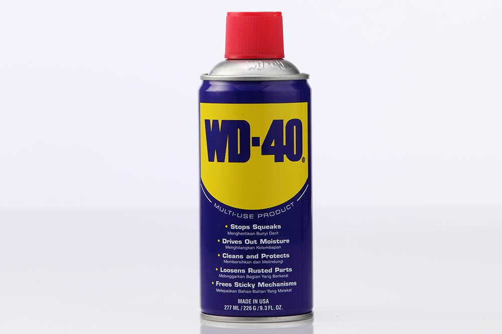 Can I Use Wd40 On Bike Chain