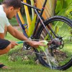 Can I Wash a Bike with a Hose?