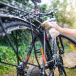Can I Wash My Bike with Dish Soap?