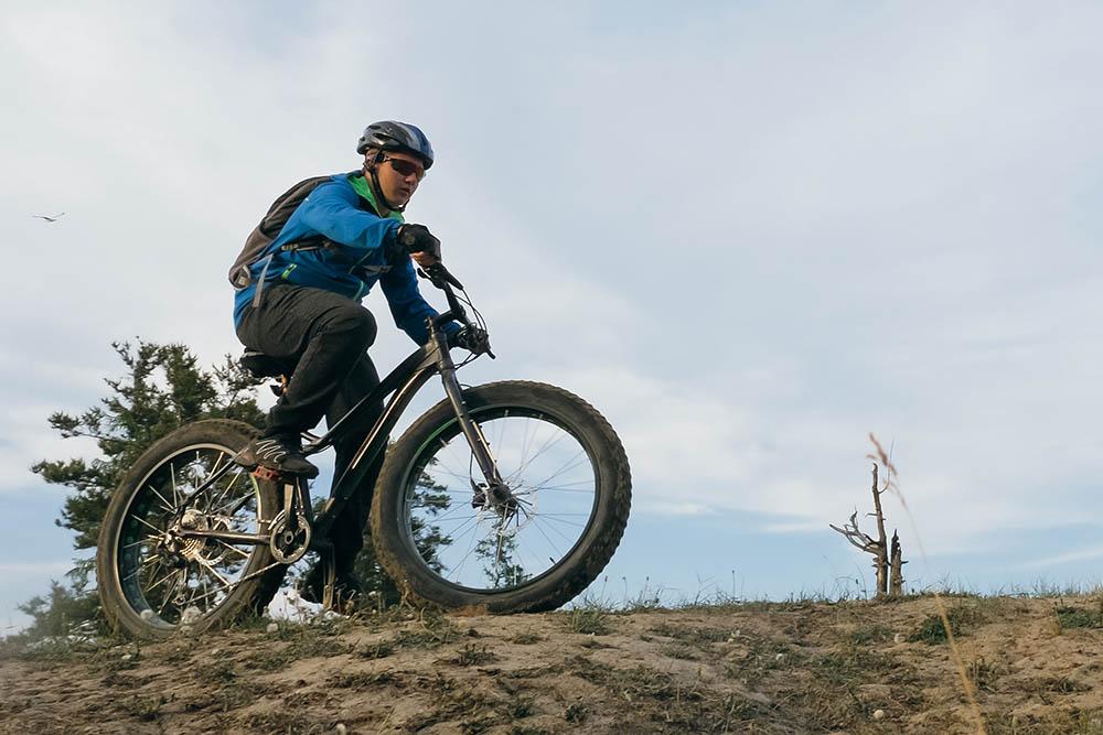 Can fat bikes climb