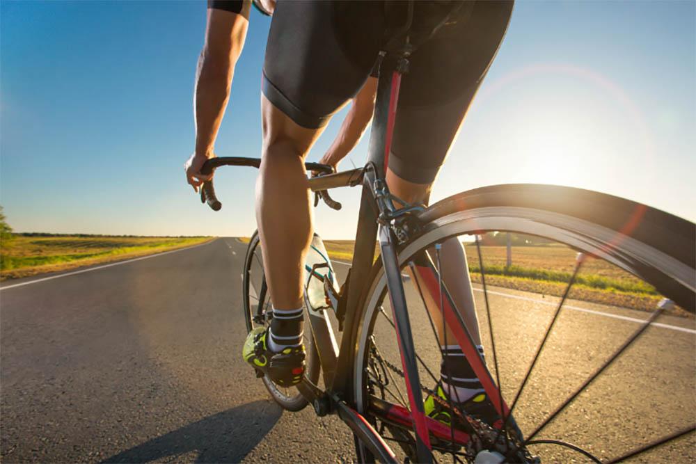Does biking make your thighs bigger