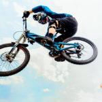 How Do You Go Over a Drop on a Mountain Bike?