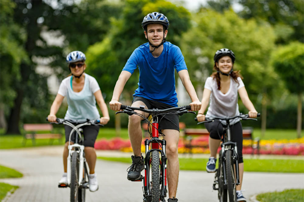 How does Cycling Impact the Body