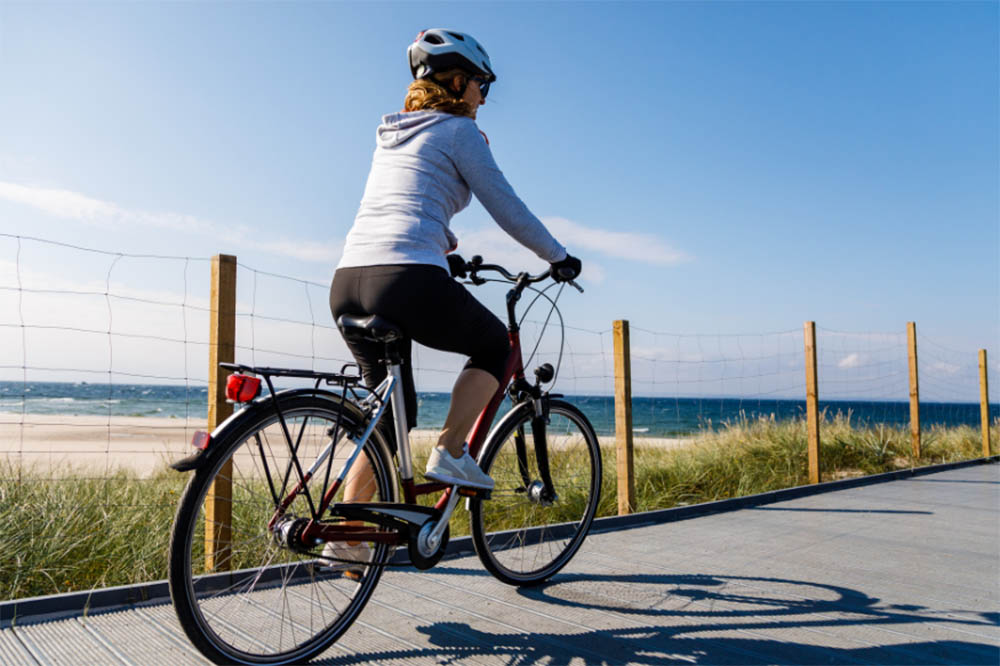 Is Biking Good For Your Butt
