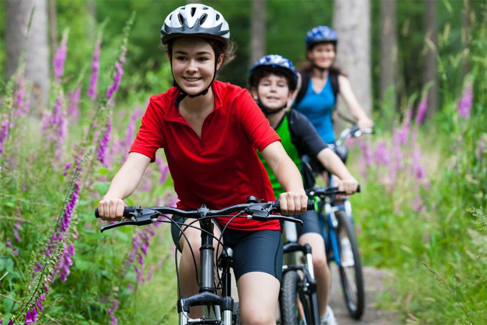 Is walking or biking better for knees