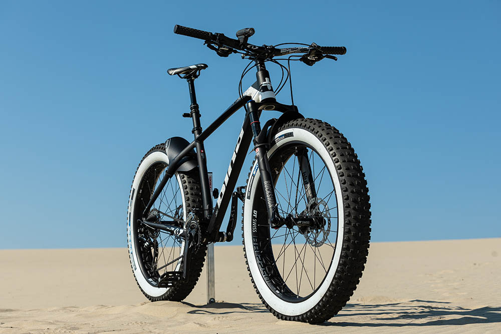 What Are Fat Tire Bikes For?
