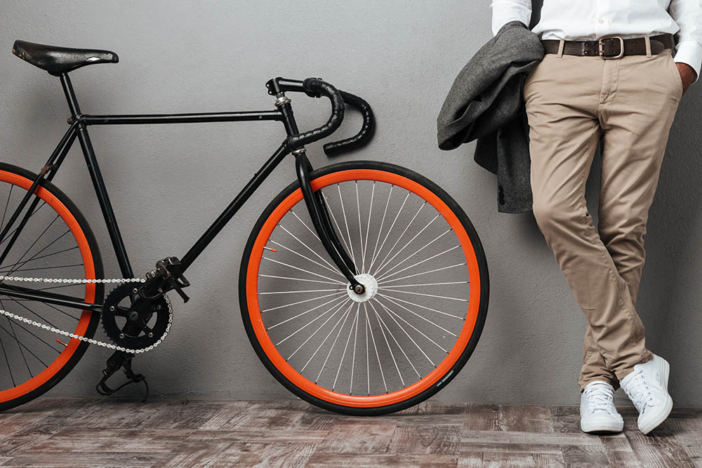 Why Do Men's Bikes Have A Crossbar
