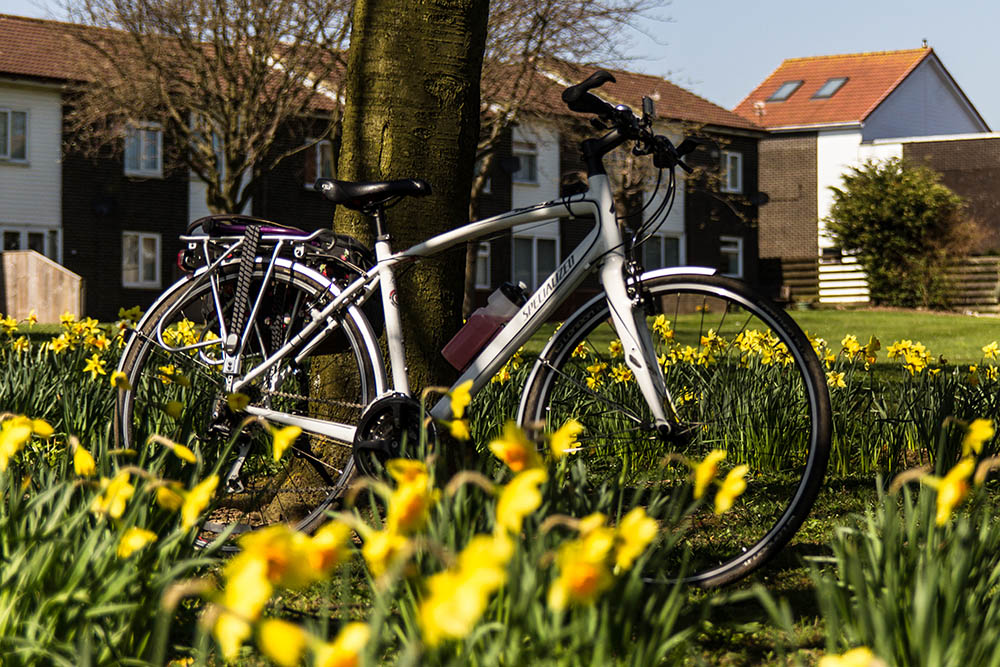 are hybrid bikes good for trails